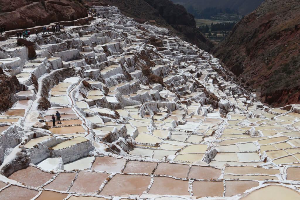 Salineras de Maras, Perú