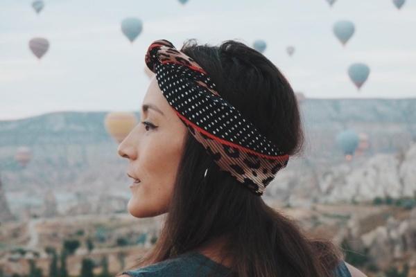 Andrea Tapia en Turquía