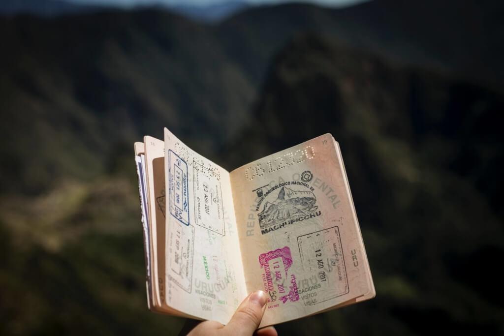 Pasaporte - Sueños Viajeros