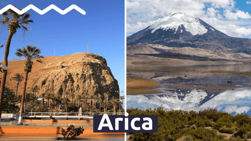 Arica con Faro Travel
