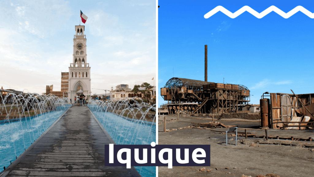 Iquique con Faro Travel