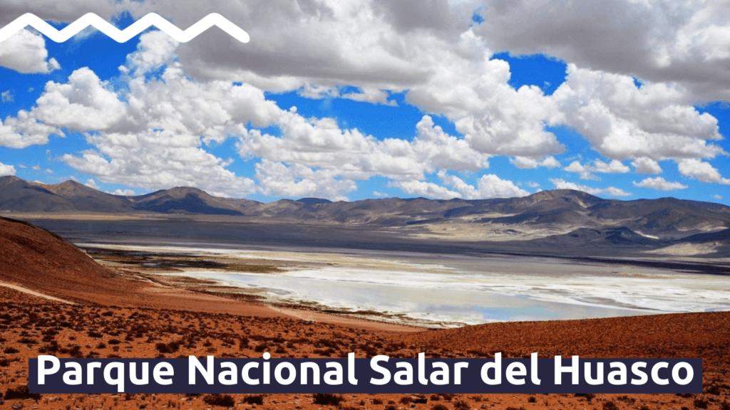 Parque Nacional Salar del Huasco con Faro Travel