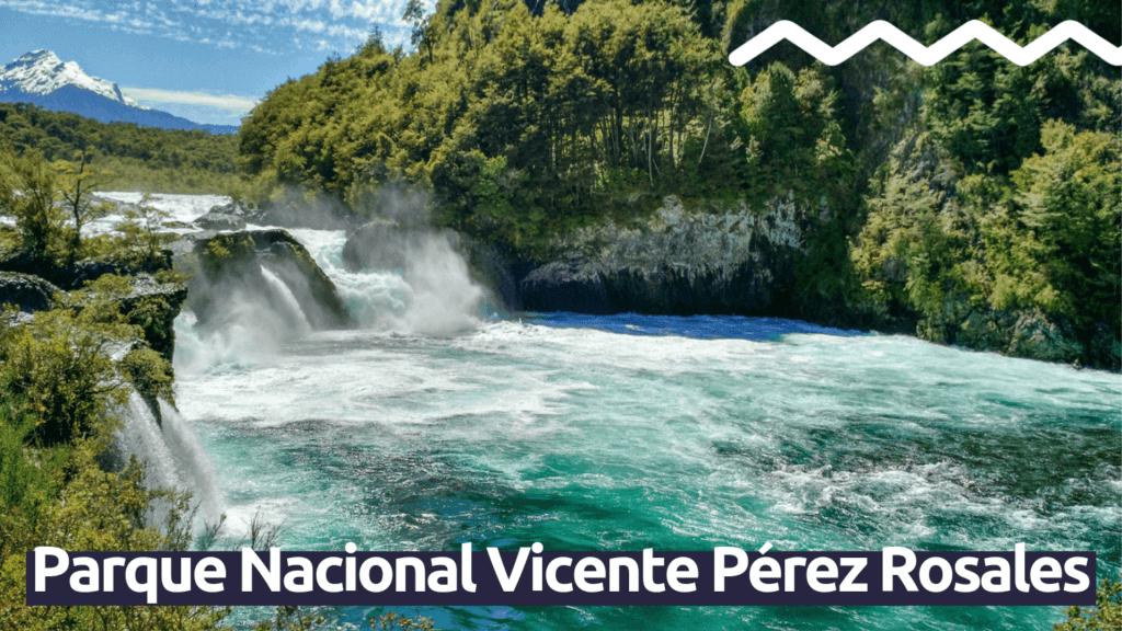 Parque Nacional Vicente Pérez Rosales con Faro Travel