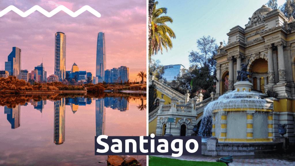 Santiago con Faro Travel