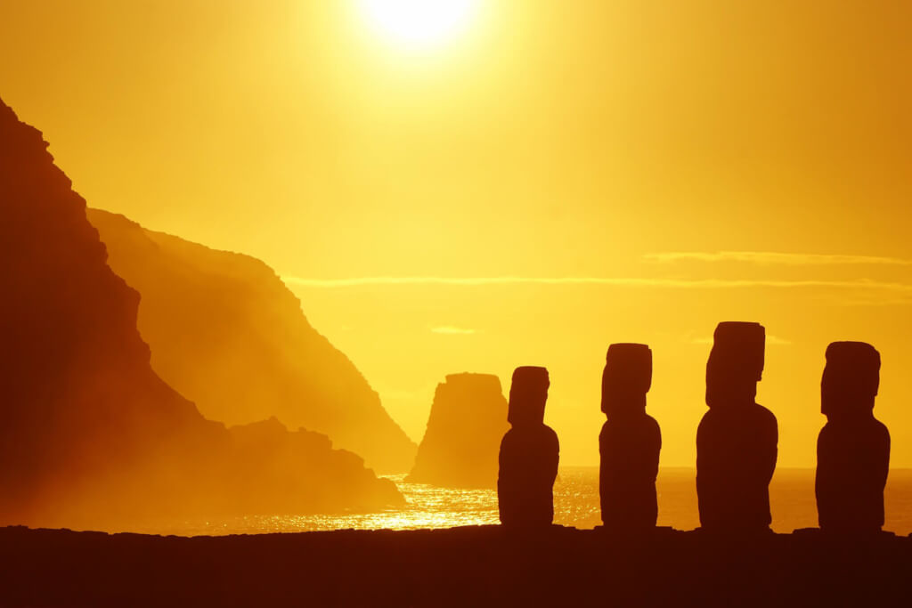 Rapa Nui, Chile - Faro Travel
