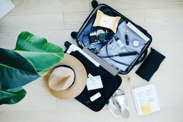 Maleta de viajes, dónde viajar en feriados