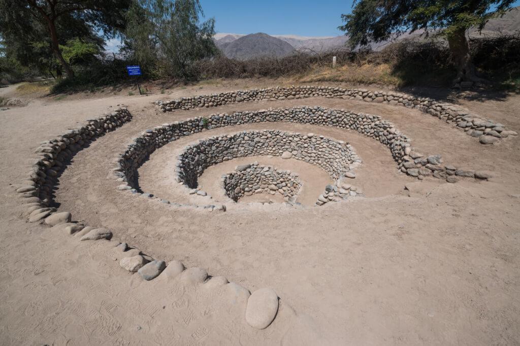 Acueductos de Cantalloc - Sueños Viajeros Faro Travel