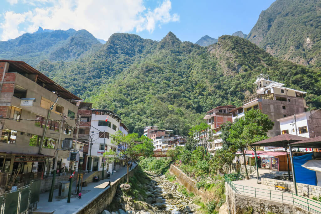 Aguas Calientes - Faro Travel