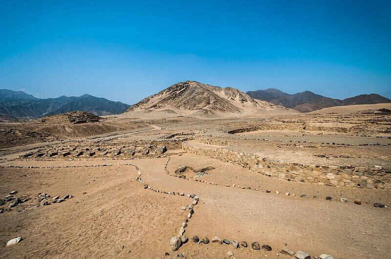 Complejo Arqueológico de Caral - Sueños Viajeros