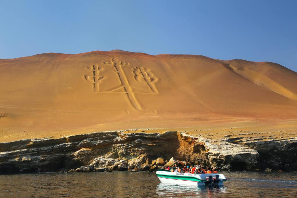 Reserva Nacional de Paracas - Sueños Viajeros Faro Travel