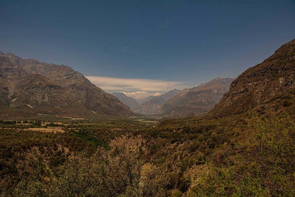 Valle de Cachapoal - Be Chile
