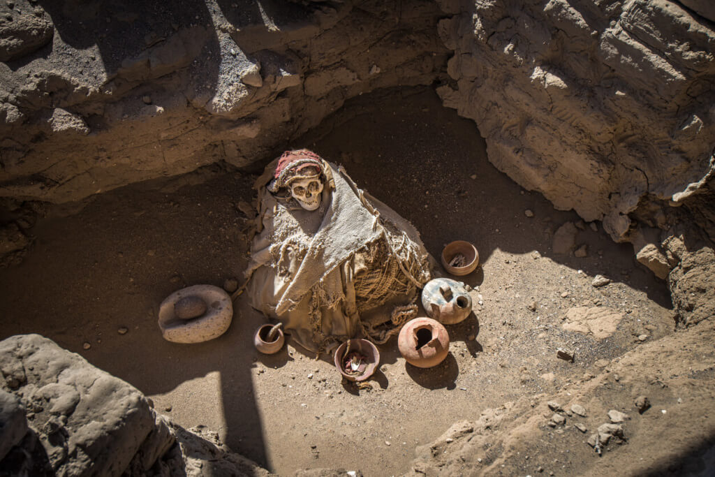 Cementerio de Chauchilla - Sueños Viajeros Faro Travel